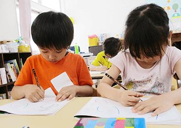 書き方教室の画像