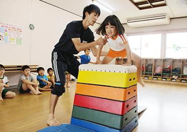 幼児体育教室の画像
